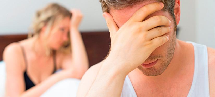 Эректильная дисфункция причины, симптомы и лечение