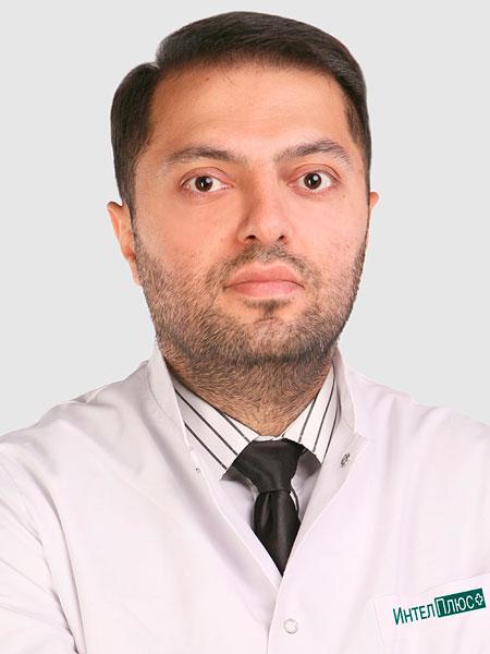 Заманов Эльчин Тахирович