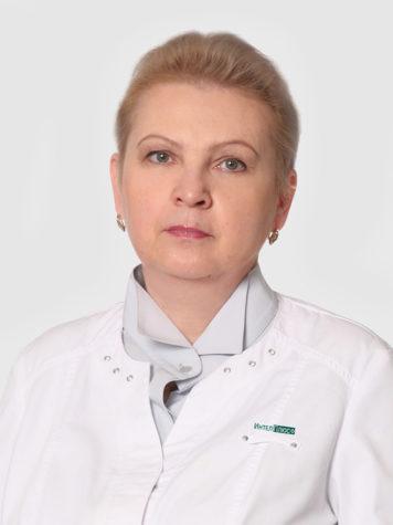 Гаджиева Ирина Николаевна