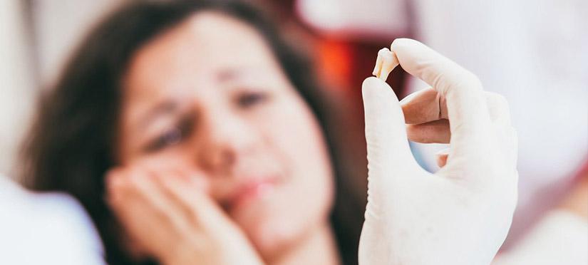Боль после удаления зуба мудрости